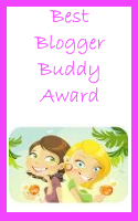 BEST BLOGGER BUDDY AWARD