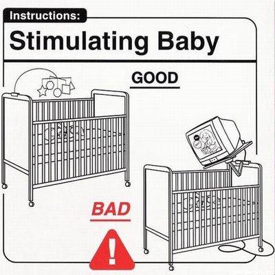 Humor Lucu Merawat Bayi (1)