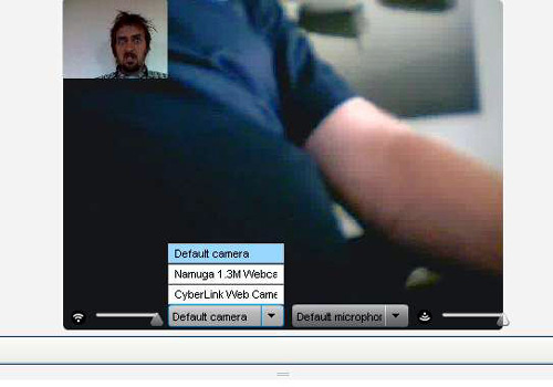 Chatroulette mobile android