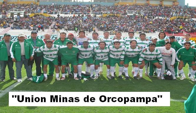 UNION MINAS DE ORCOPAMPA CORAZON