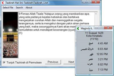 Waktu Sholat Selangor Shah Alam