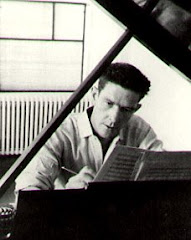 Favourite Pianist John Cage
