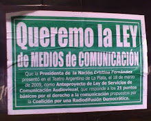 Queremo&#39; La Ley!!!