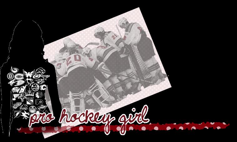 Pro Hockey Girl