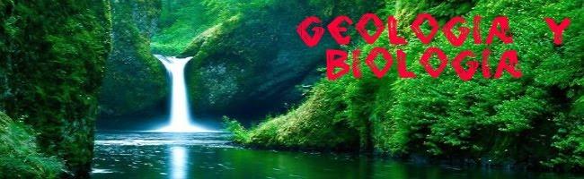 Geología y Biología