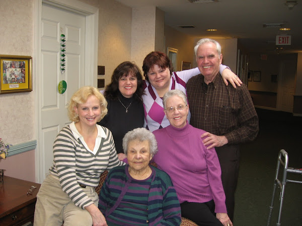 FRIENDS FOREVER - RICHARD,CHARLOTTE, LILLIAN, BETH, JANE AND LIL