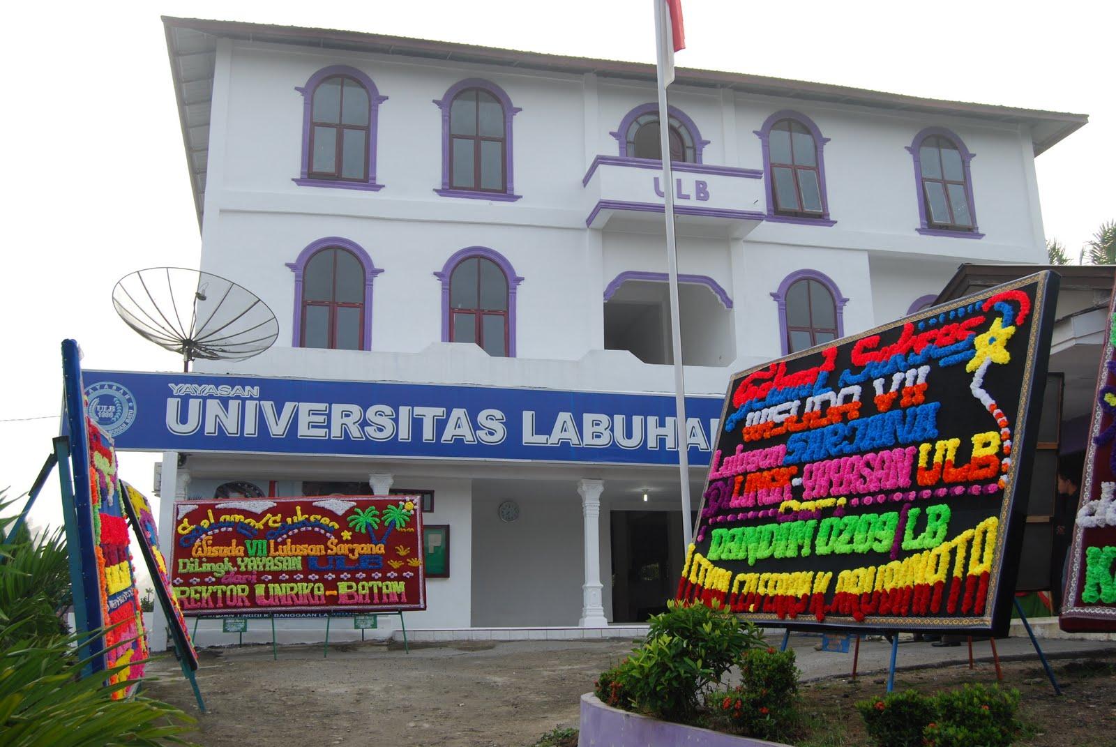 profil kampus yayasan universitas labuhanbatu