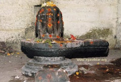 Brahma Lingam - Inside the Arunachaleswarar Temple