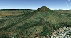 Arunachala from Google Earth