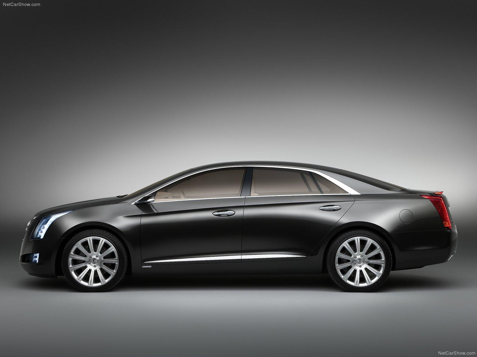 Cars library cadillac xts platinum concept 2010