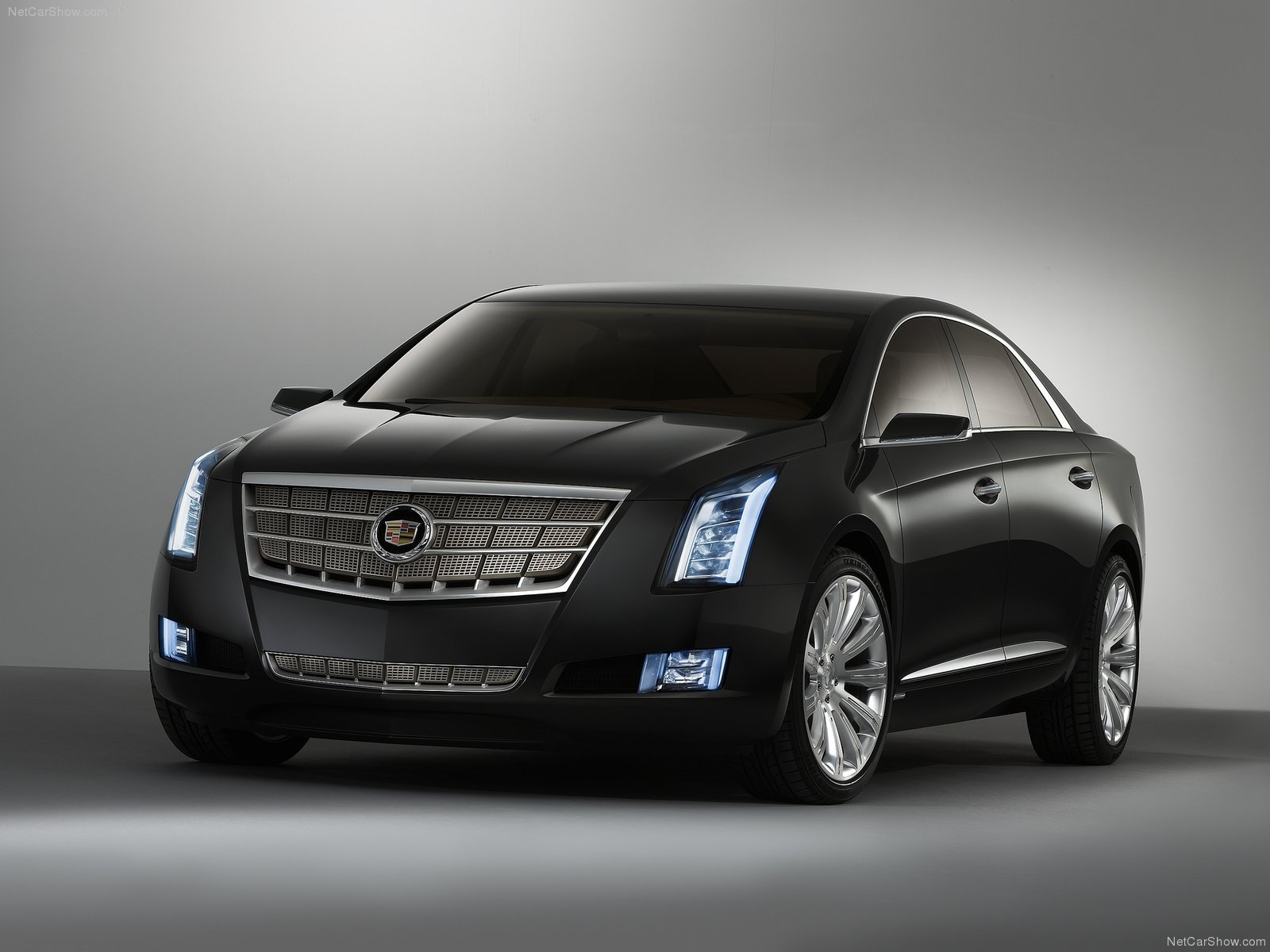 Cars Liry: Cadillac XTS Platinum Concept (2010)