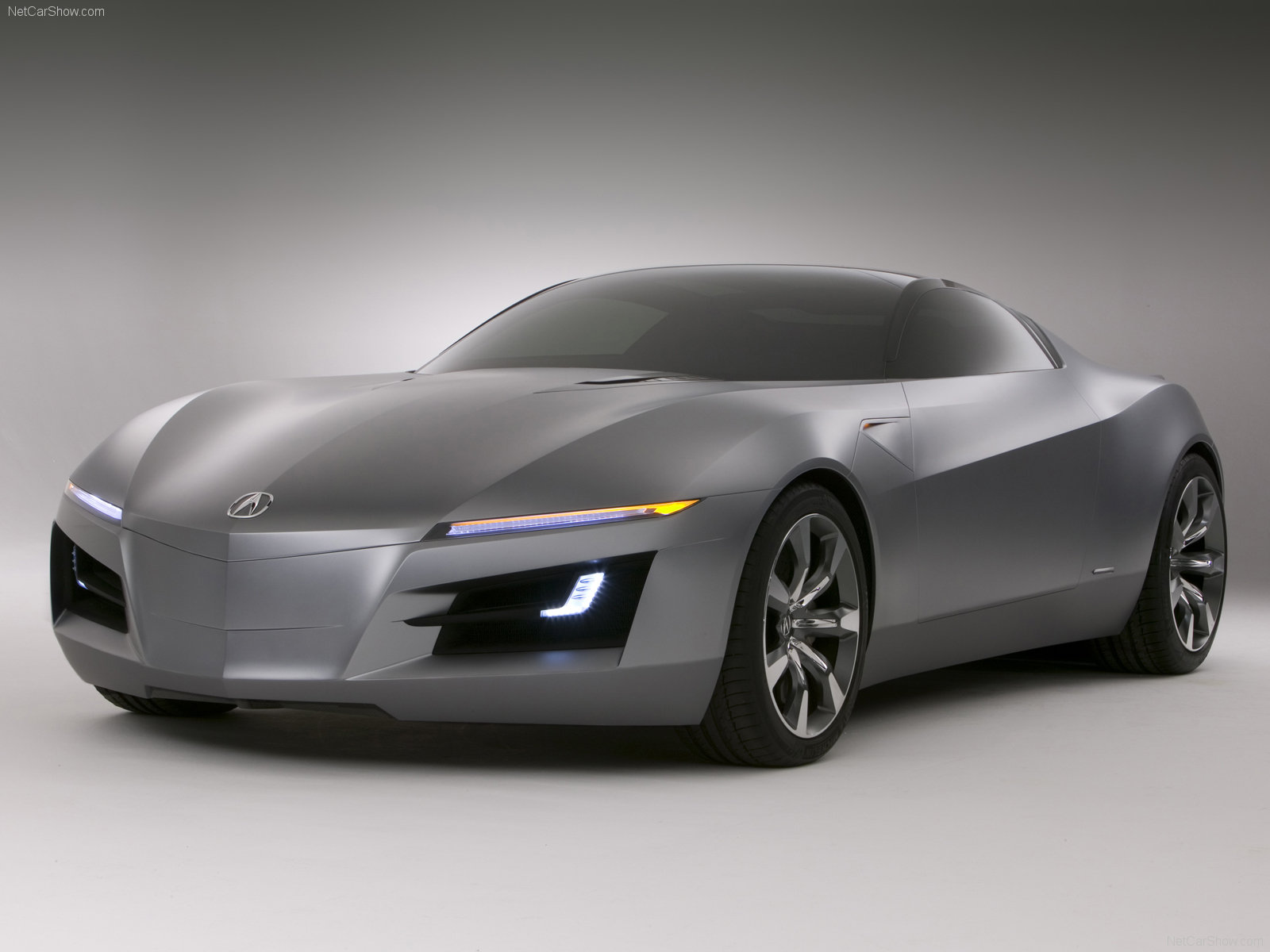 cars library acura advanced sports car concept. Black Bedroom Furniture Sets. Home Design Ideas