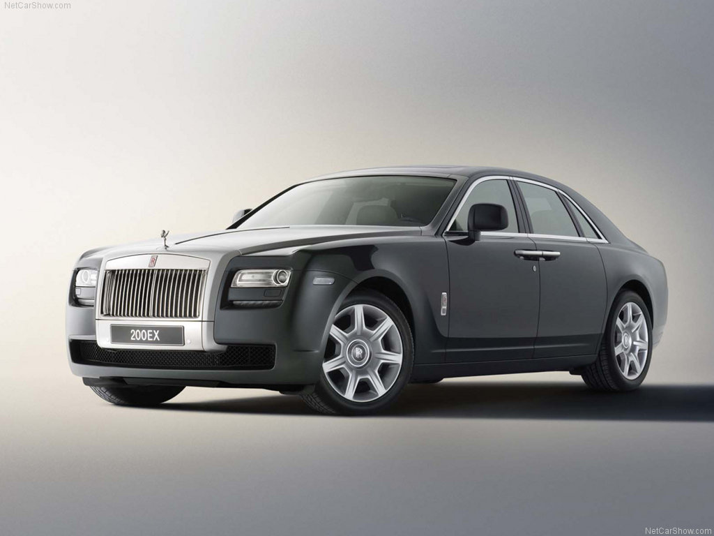Exotic Car Wallpaper Rolls Royce