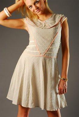 Pink Dot Dress