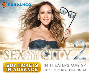 Buy advance tickets to Sex and the City 2!