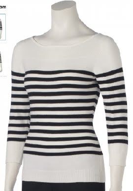 Nautical Strip Sweater