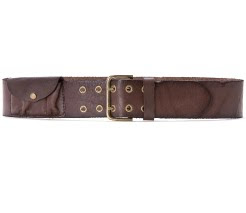 Belt with Cargo Pocket