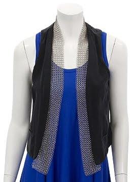 Chain Trim Vest