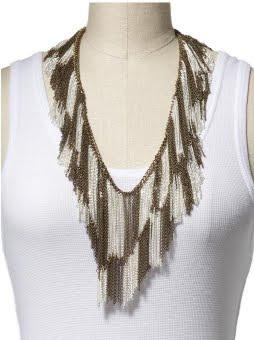 Ikat Chains Necklace