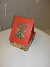 Caixa de Jóias / Pinturas