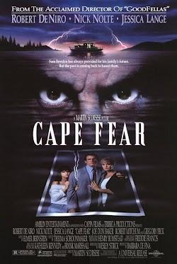 Dòng Sông Kinh Hoàng - Cape Fear (1991) Poster