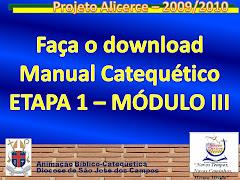 ETAPA 1 - MÓDULO III