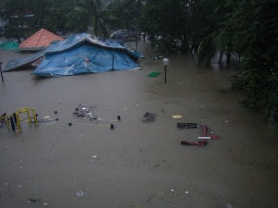 typhoon ondoy flood pictures