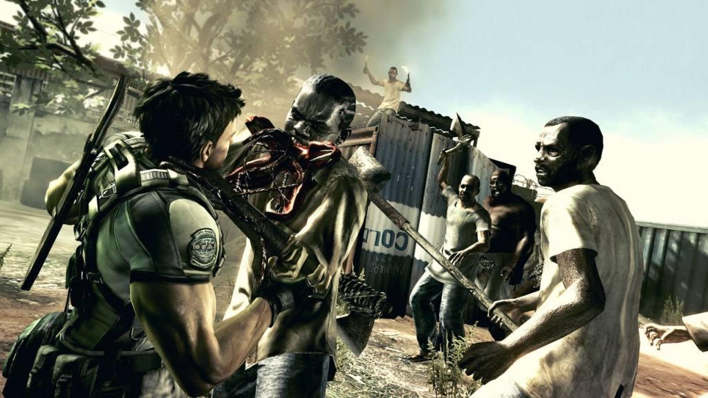 Resident Evil 5 RELOADED