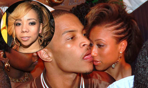 TI And Tiny Wedding On Pause Hes Back With His Side Chick