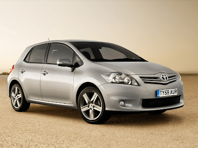 2010 Toyota Auris Car Picture