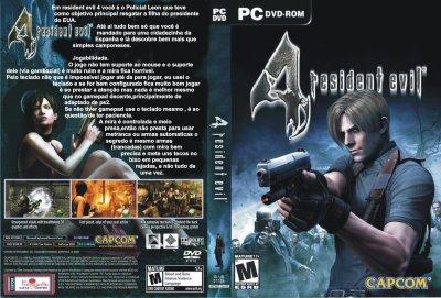 Juego De Resident Evil 4 Para Pc