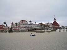 Coronado Daily Walk Beach