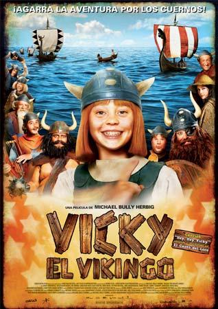Vicky el Vikingo ( 2009) cine online gratis