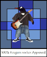 Penguin Rocker Award