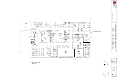 new police station design floor plans - Architecture Design