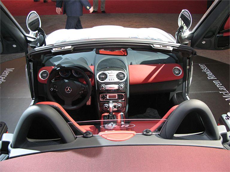 Mercedes Benz Slr Mclaren Black. edo Mercedes-Benz SLR McLaren