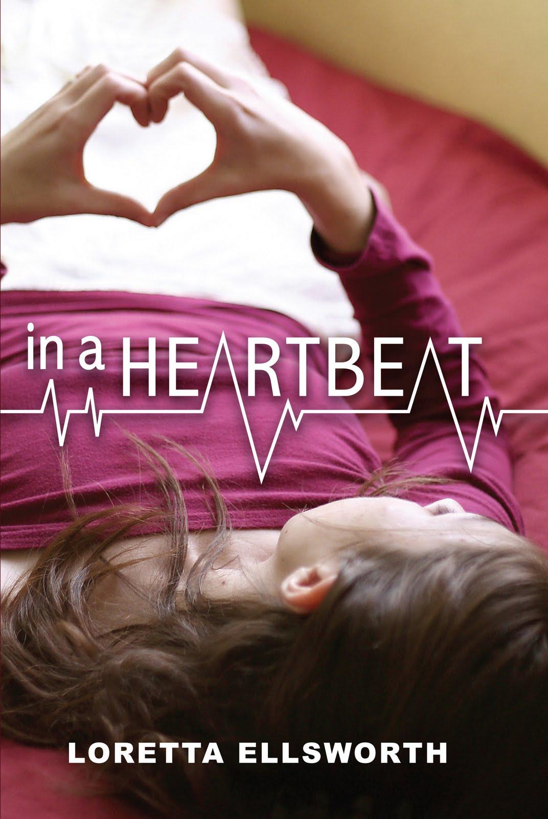 StephTheBookworm: Review: In a Heartbeat by Loretta Ellsworth