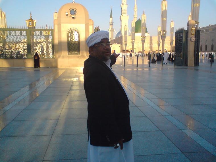 Maqam Rasul disana