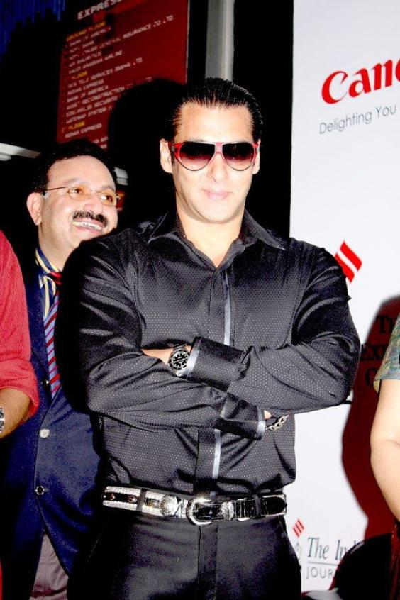The Macho Hunk Salman Khan