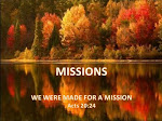 Mission4Monday no longer a meme but just my blog on MISSIONS