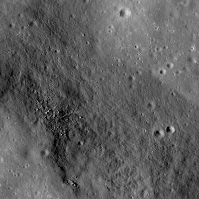 The linear rille Rima Ariadaeus in moon