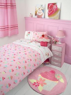 Cupcake Bedroom Decor