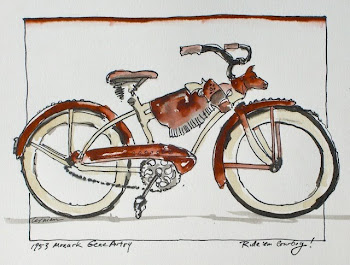 Gene Autry Brand Bike.