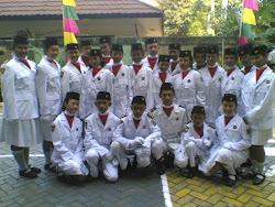 Paskibra SMP N 130