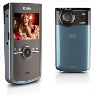 kodak zi8