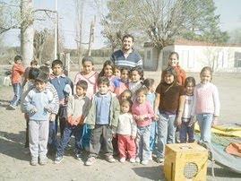 Los niños merecen otra ciudad