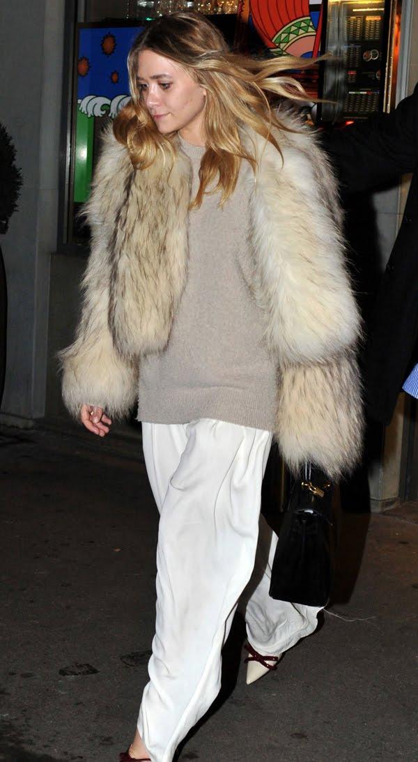 Celebrities In Beautiful Furs Fur Trends Marc Kaufman Furc