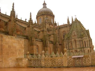 exterior catedral antigua salamanca