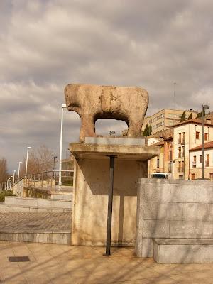 Salamanca: puente romano