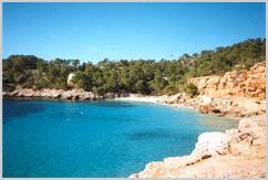 playa ibiza cavallet